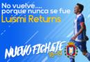 Luismi, vuelve al Lorca Deportiva