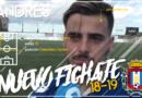Andrés, nuevo jugador del Lorca Deportiva