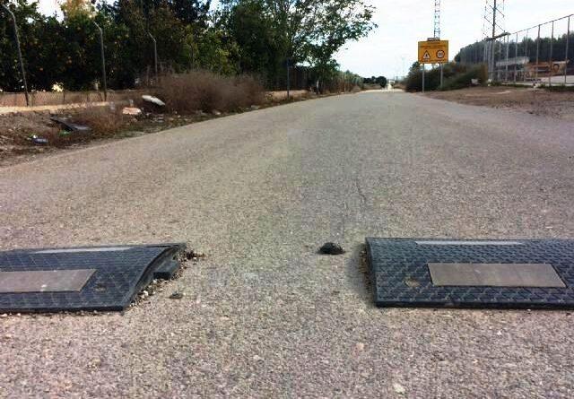 Obras de acondicionamiento y mejora de los caminos desde la RM-609 hasta la Casa del Trini y de La Barquilla
