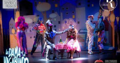 El musical «La Dama y el Vagabundo» nominado en 15 categorías en los aclamados Premios del Público BroadwayWorld Spain 2019