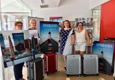 La Red Municipal de Bibliotecas pone en marcha 'Itinerantes. Lecturas que vienen y van' un nuevo servicio que llevará multitud de libros a todos los rincones de Lorca