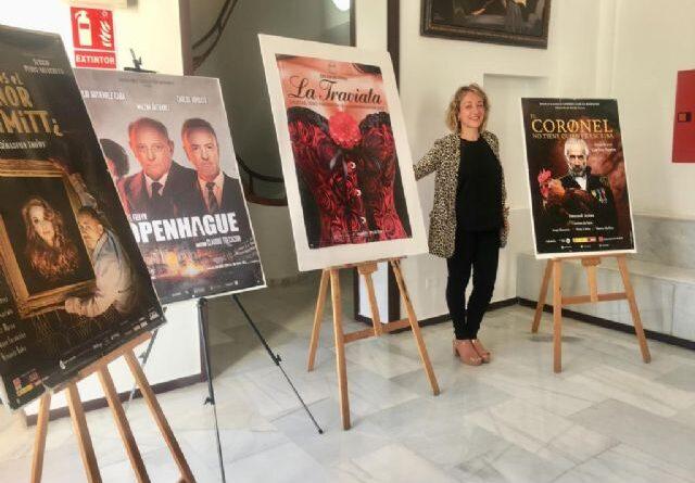 La programación del Teatro Guerra para el último trimestre del año traerá a Lorca artistas de la talla de Imanol Arias, Carlos Hipólito, Javier Gutiérrez o Laia Marrull