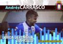 Andrés Carrasco, primer refuerzo del Lorca Deportiva 2019/2020