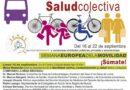 Lorca se une a la celebración de la Semana Europea de la Movilidad, del 16 al 22 de septiembre, bajo el eslogan «Movilidad activa salud colectiva»