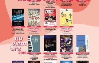 Presentada la programación cultural del próximo trimestre