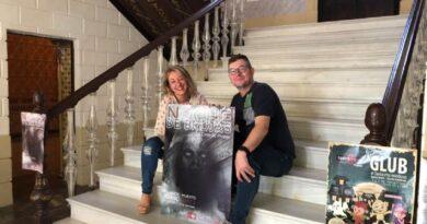 El Huerto Ruano acoge el espectáculo teatralizado ´Noche de Brujas. La Casa de Postas´ y el musical infantil «GLUB: el fantasma miedoso»