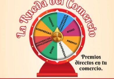 «La rueda del comercio» de ACOMA comienza a girar a partir del 15 de octubre