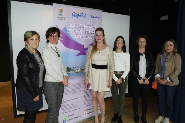La Asociación Fibromialgia Águilas celebra una jornada informativa