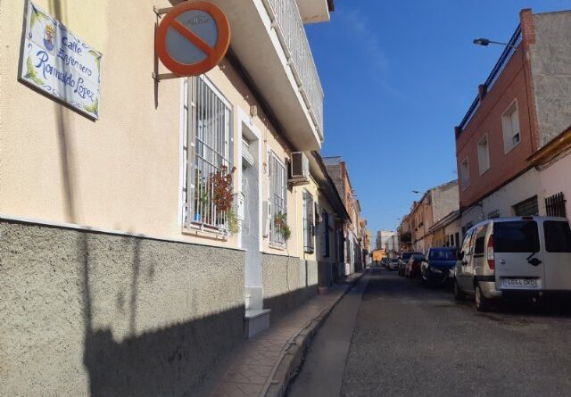 Aprueban el proyecto de las obras de renovación de servicios y pavimentación en la calle Romualdo López Cánovas