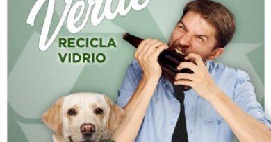 Puerto Lumbreras se suma a la campaña de Ecovidrio y Gobierno regional «No seas más raro que un perro verde», para crear los primeros hogares sostenibles para animales