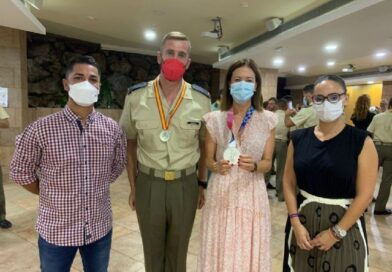 Águilas acoge el XXI Campeonato Nacional Militar de Salvamento y Socorrismo